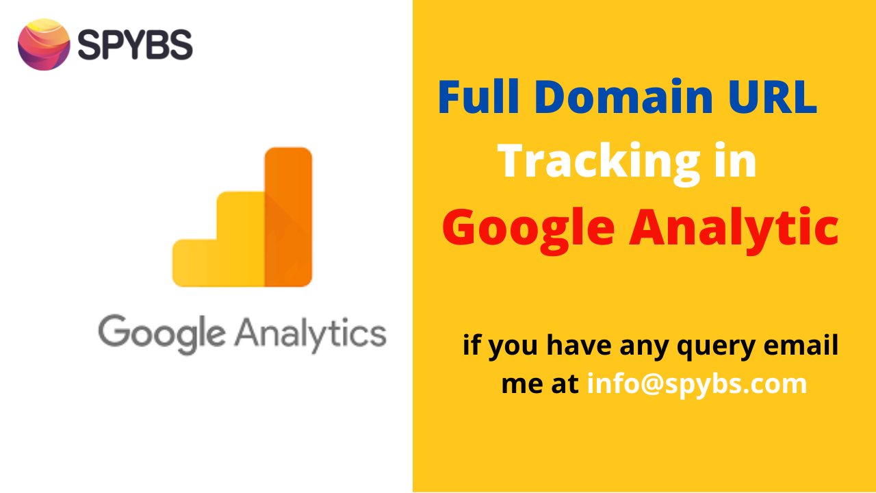 Full URL Tracking in Google Analytic